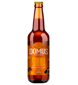Domus Summa Skotch Honey Ale
